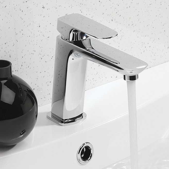 Crosswater North Basin Mixer Tap - Chrome