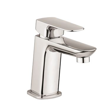 Crosswater North Mini Basin Mixer Tap - Chrome