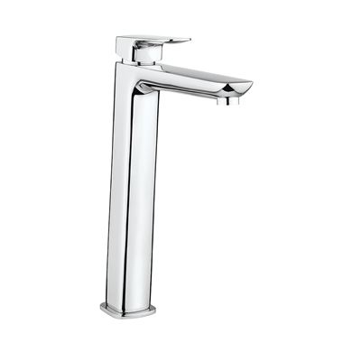 Crosswater North Tall Basin Mixer Tap - Chrome