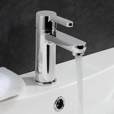 Crosswater Nova Basin Mixer Tap - Chrome