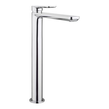 Crosswater Pier Tall Basin Mixer Tap