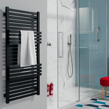 Crosswater Seattle Heated Towel Rail