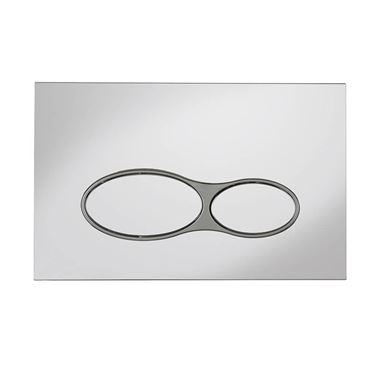 Crosswater Svelte Decorative Flush Plate