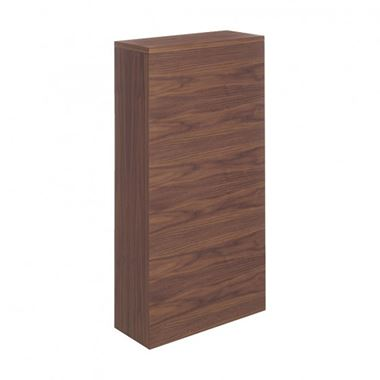 Crosswater Back To Wall Toilet Furniture Unit - American Walnut
