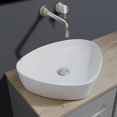 Crosswater Trinta Countertop Basin - 500mm