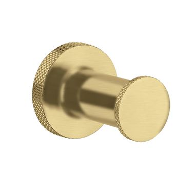 Crosswater Union Robe Hook - Brushed Brass
