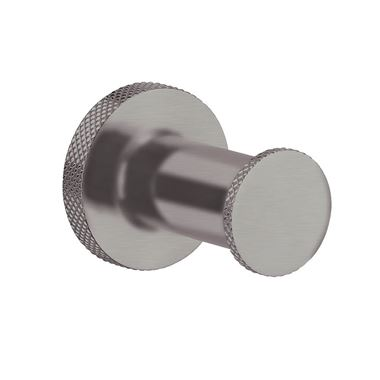 Crosswater Union Robe Hook - Brushed Nickel