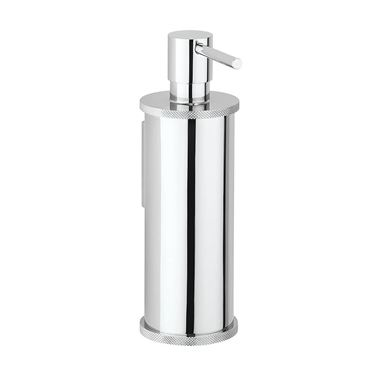 Crosswater Union Wall Mounted Soap Dispenser - Chrome