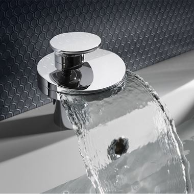 Crosswater Water Circle Basin Monobloc Tap