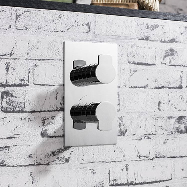 Crosswater Wisp Concealed Thermostatic Shower Valve