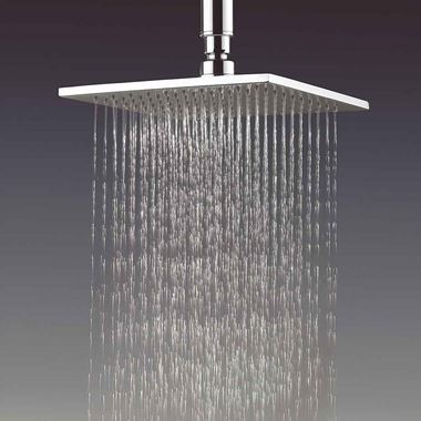 Crosswater Zion Fixed Square Shower Head