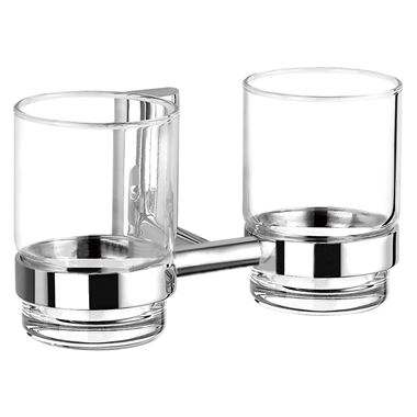 David Double Glass Holder
