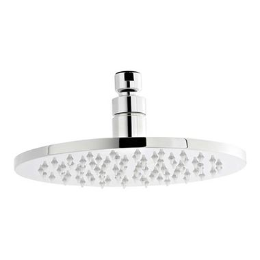 Drench 200mm Round LED Illuminated Fixed Shower Head