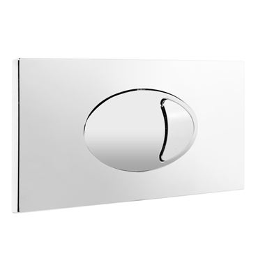 Drench Slimline WRAS-Approved Concealed Cistern & Push Plate