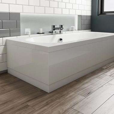Drench Contract Bath Front Panel - 1700 x 510mm