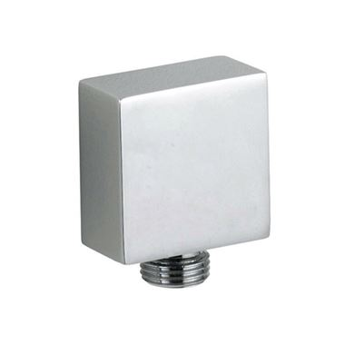Drench Modern Square Shower Outlet Elbow