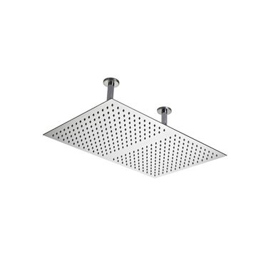 Drench Stainless Steel Rectangular Rain Ceiling Shower Head