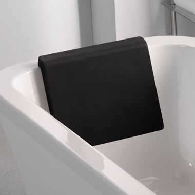 Eastbrook Bath Headrest - Black 470mm