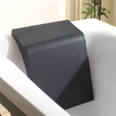 Eastbrook Bath Headrest - Black 355mm