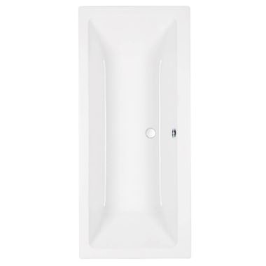 Eastbrook Quantum Duo Double Ended Bath - 1900 x 900mm