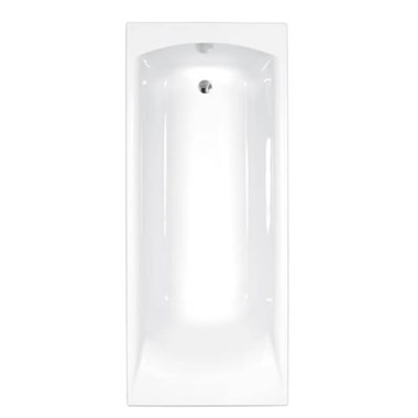 Eastbrook Sigma Single Ended Bath - 1900 x 900mm