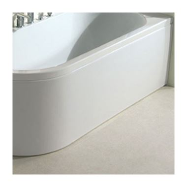 Eastbrook Status 1700 x 725 x 540 Carronite Bath Panel