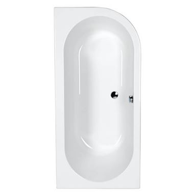 Eastbrook Status Double Ended Bath - 1700 x 725mm