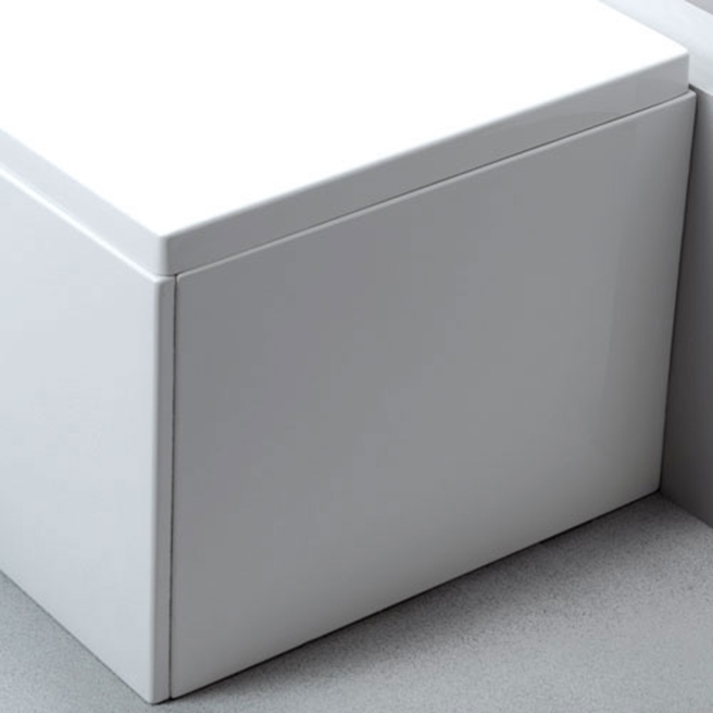 Eastbrook Carronite End Bath Panel - 900 x 570mm
