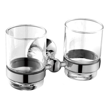 Elliot Double Glass Holder