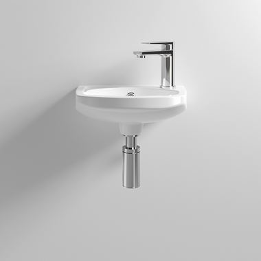 Emma 350mm Wall Hung Basin
