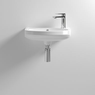 Emma 450mm Wall Hung Basin