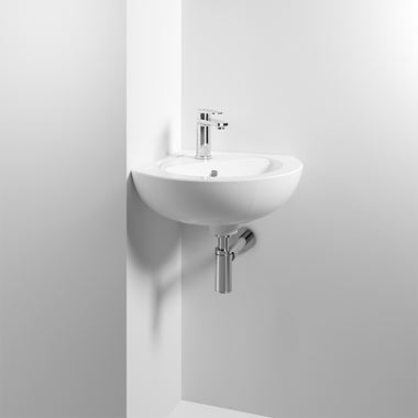 Emma Corner Wall Hung Basin