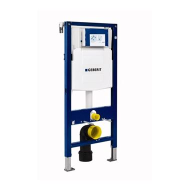 Geberit Duofix Wall Hung Frame & Cistern - 12cm