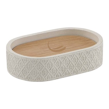Gedy Afrodite Concrete Soap Dish