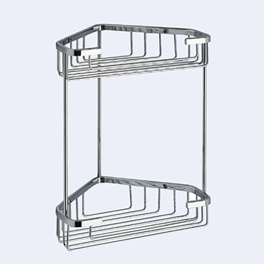 Gedy Double Corner Basket