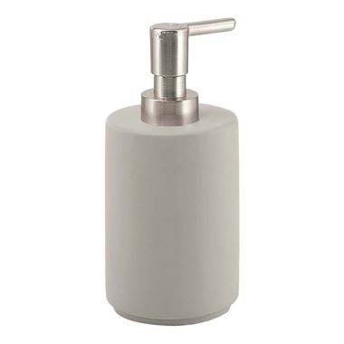 Gedy Giunone Polished Concrete Soap Dispenser