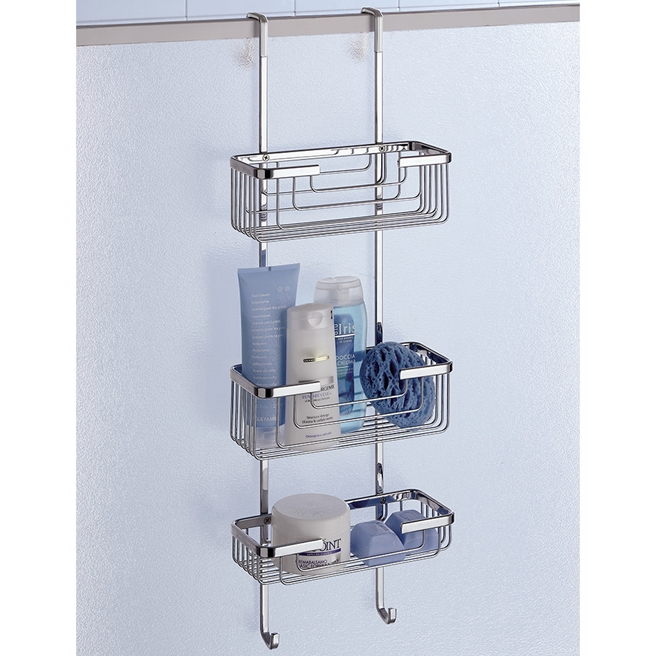 Gedy Hanging Shower Rack 3 Tier