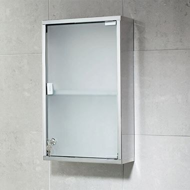 Gedy Lockable Medicine Cabinet - 500 x 300mm
