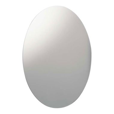 Gedy Oval Mirror - 550 x 750mm