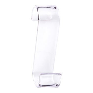 Gedy Radiator Hook - Clear