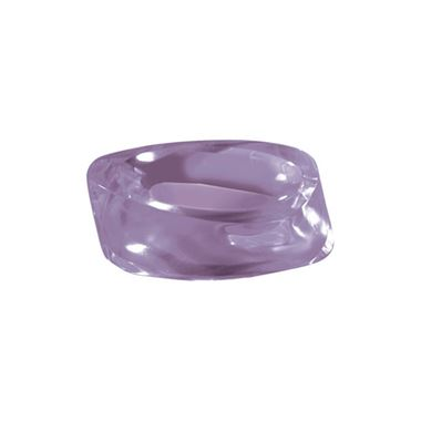 Gedy Twist Soap Dish - Lilac