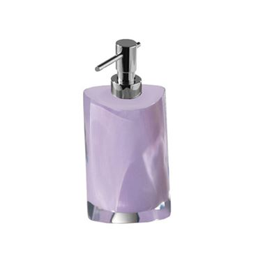 Gedy Twist Soap Dispenser - Lilac