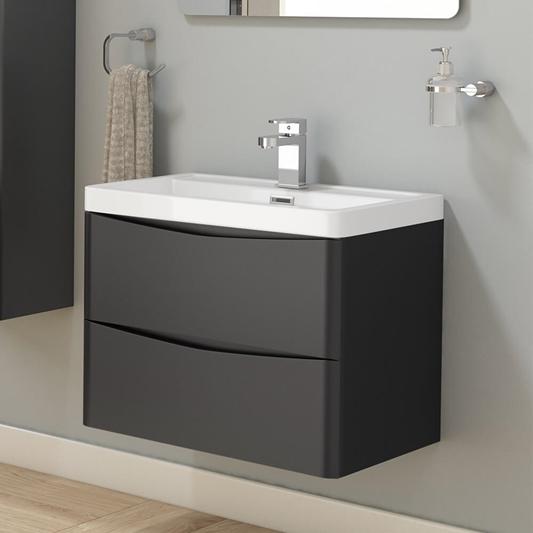 Bathroom Sink Vanity Unit 600mm Artcomcrea