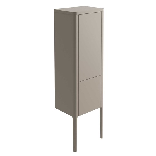 Harbour Serenity Tall Floorstanding Storage Unit - French Grey