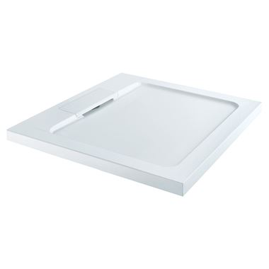 Harbour Square Hidden Waste Shower Tray - 800x800mm & 900x900mm