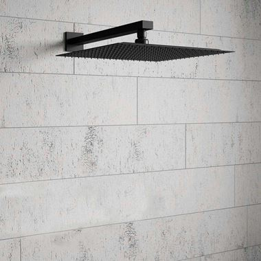 Harbour Status 300mm Fixed Wall Mounted Shower Head