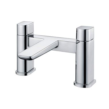 Harbour Status Chrome Bath Mixer Tap