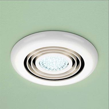 HIB Turbo Illuminated Inline Ceiling Ventilation System