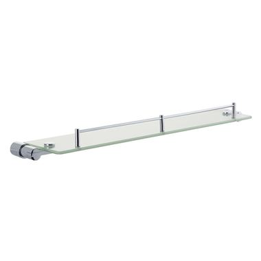 Hugo Single Glass Shelf 576mm