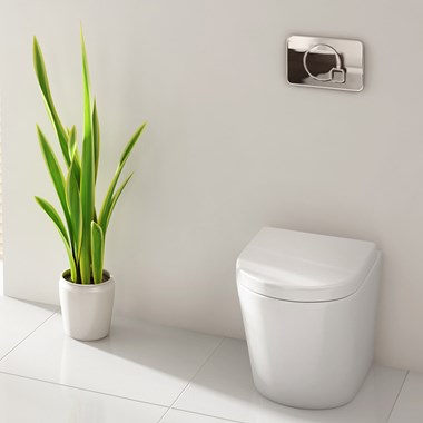 Imex Arco Back to Wall Toilet with Luxury Seat - 520mm Projection